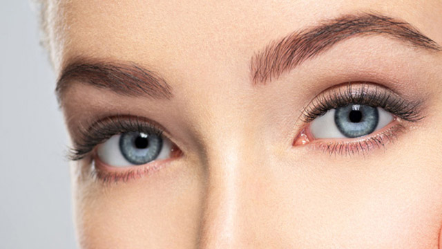 Efektyvi akių zonos korekcijos programa